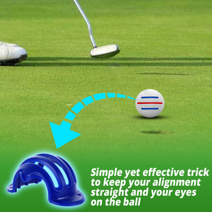 FLIXX Golf Ball Liner Marker