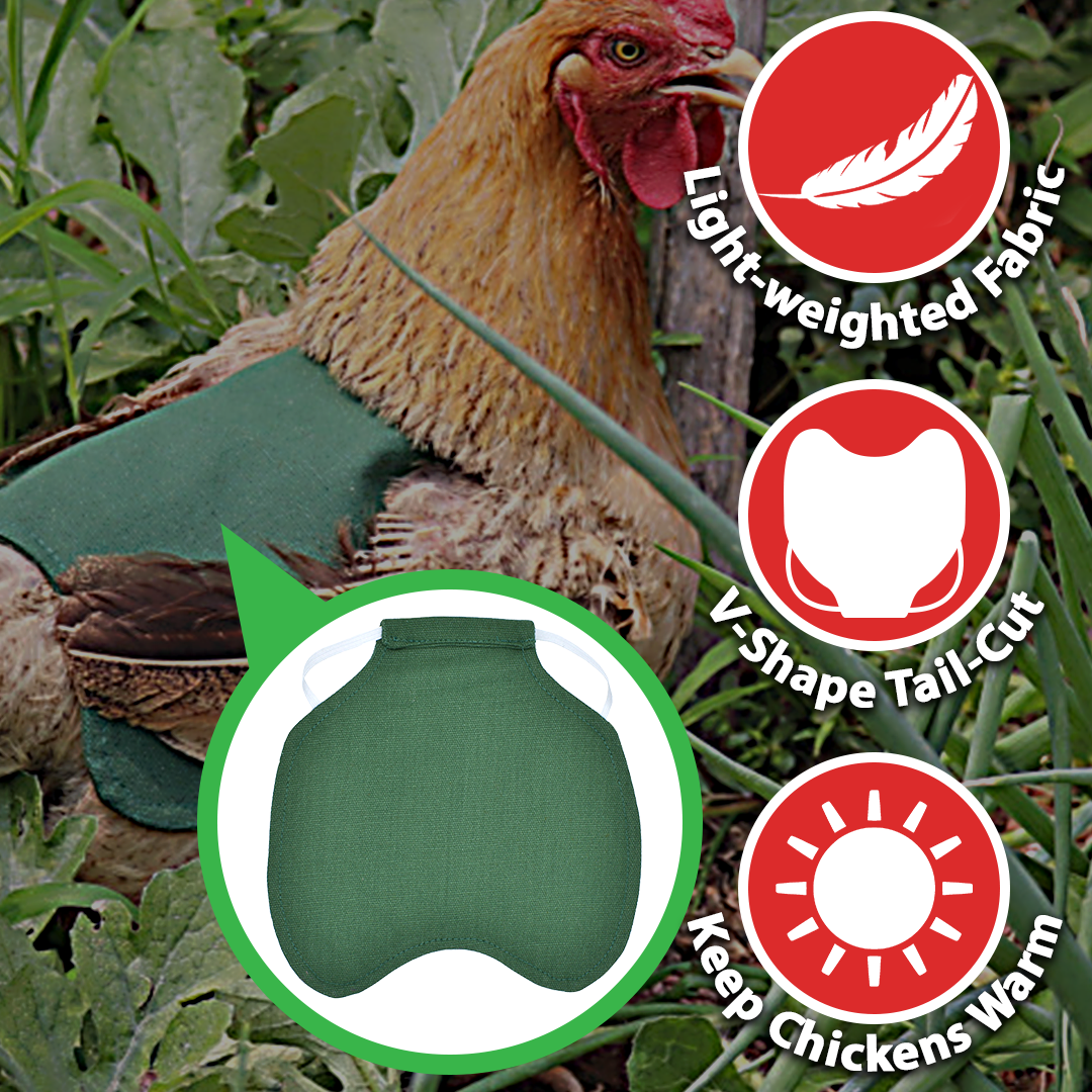 FowlCare Chicken Protection Apron