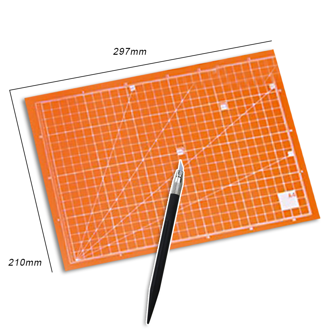 GCrafty Sewing  and Quilting Cutter Rulers Set