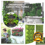 GreenPockets™️ Garden Wall Panels