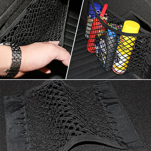 Car Back Rear Mesh Trunk