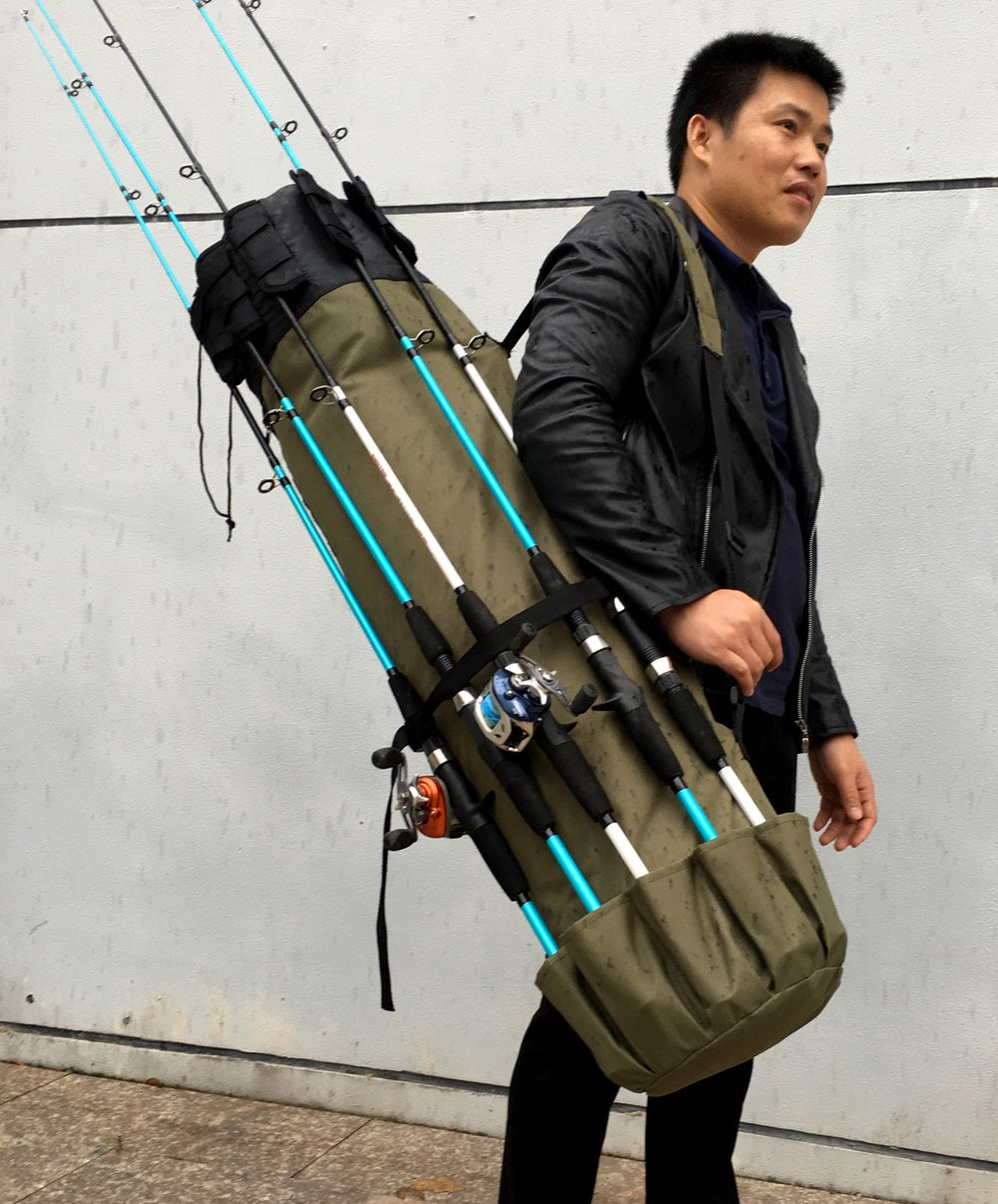 Multi Fishing Carrier