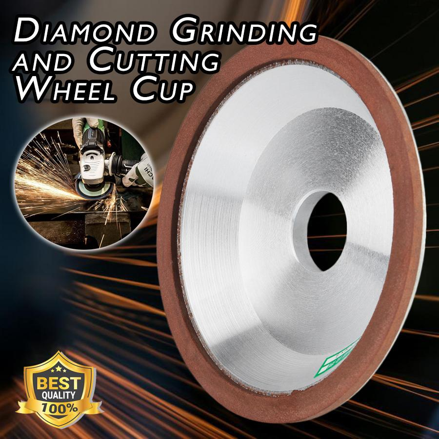 Diamond Grinding and Cutting Wheel Cup