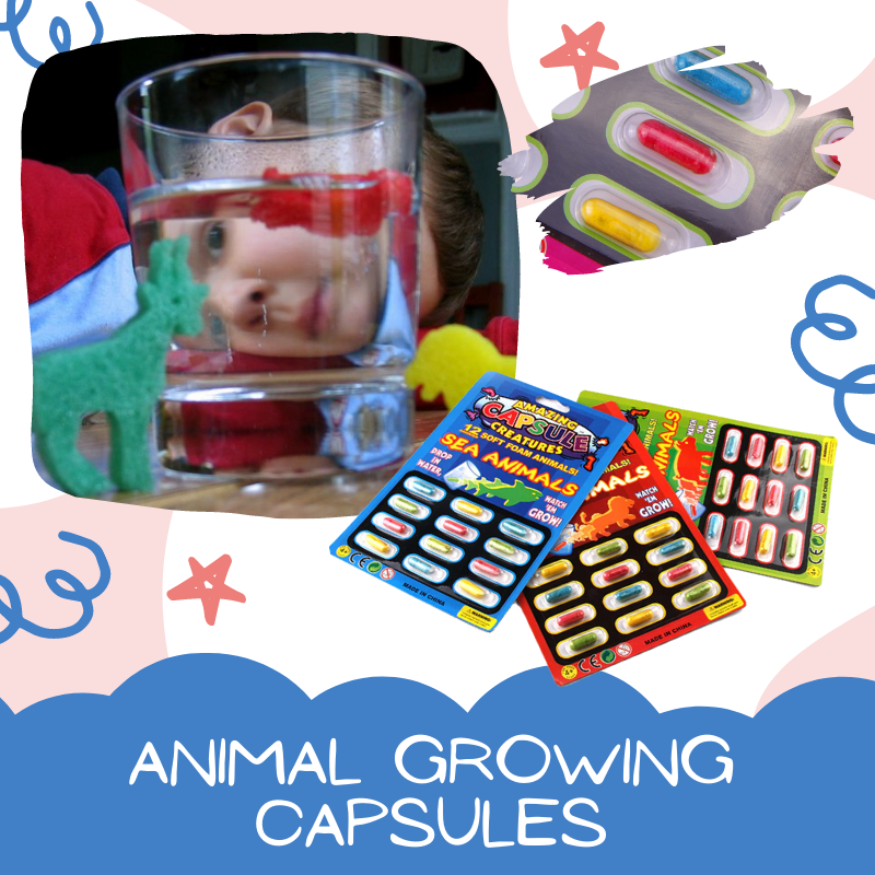 Animal Growing Capsules