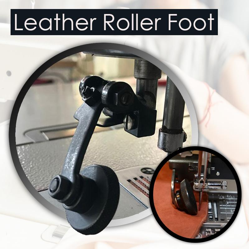 Leather Roller Foot