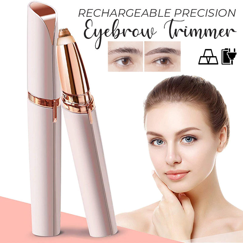 Rechargeable Precision Eyebrow Trimmer