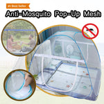 Anti-Mosquito Pop-Up Mesh