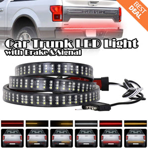 Car Trunk LED Light with Brake & Signal