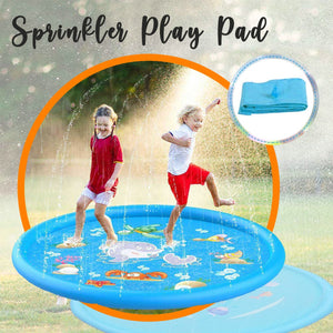 Sprinkler Play Pad