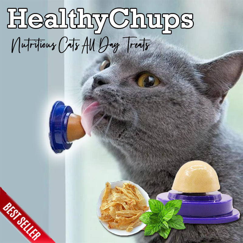 HealthyChups Nutritious Cats All Day Treats