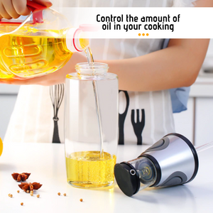 Measuring Cooking Oil Dispenser Bottle
