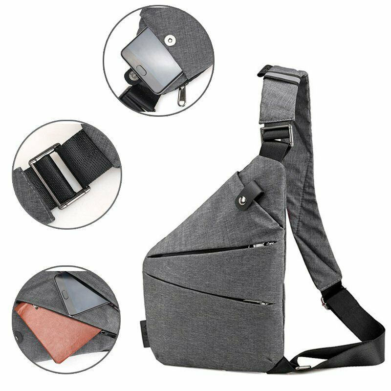 Anti-Theft Sling Bag