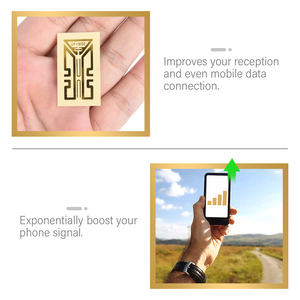 Mobile Phone Signal Enhancement Sticker