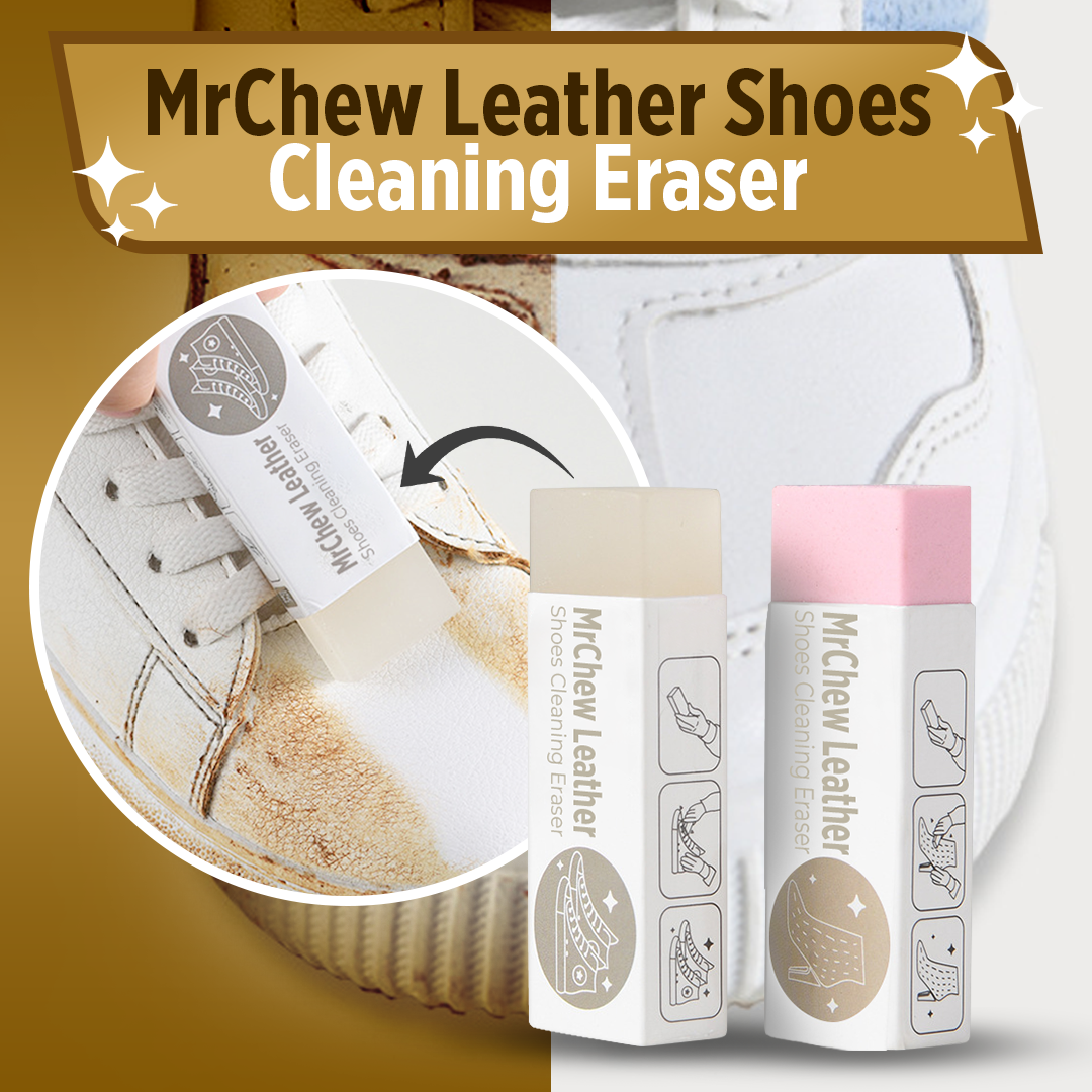 MrChew Leather Shoes Cleaning Eraser
