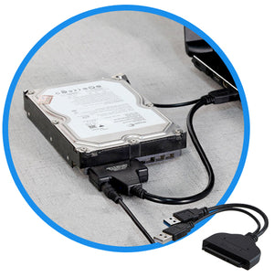 SATA Drive to USB 3.0