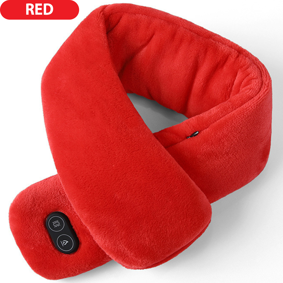 YHZY USB Heating Neck Massage Scarf