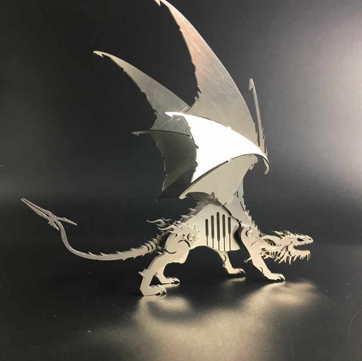 Mythical 3D Steel Puzzle