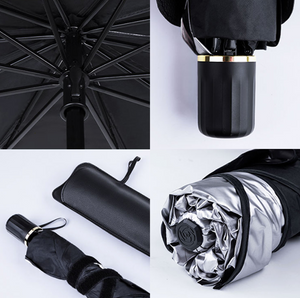PrivaShield™ Car Windshield Umbrella