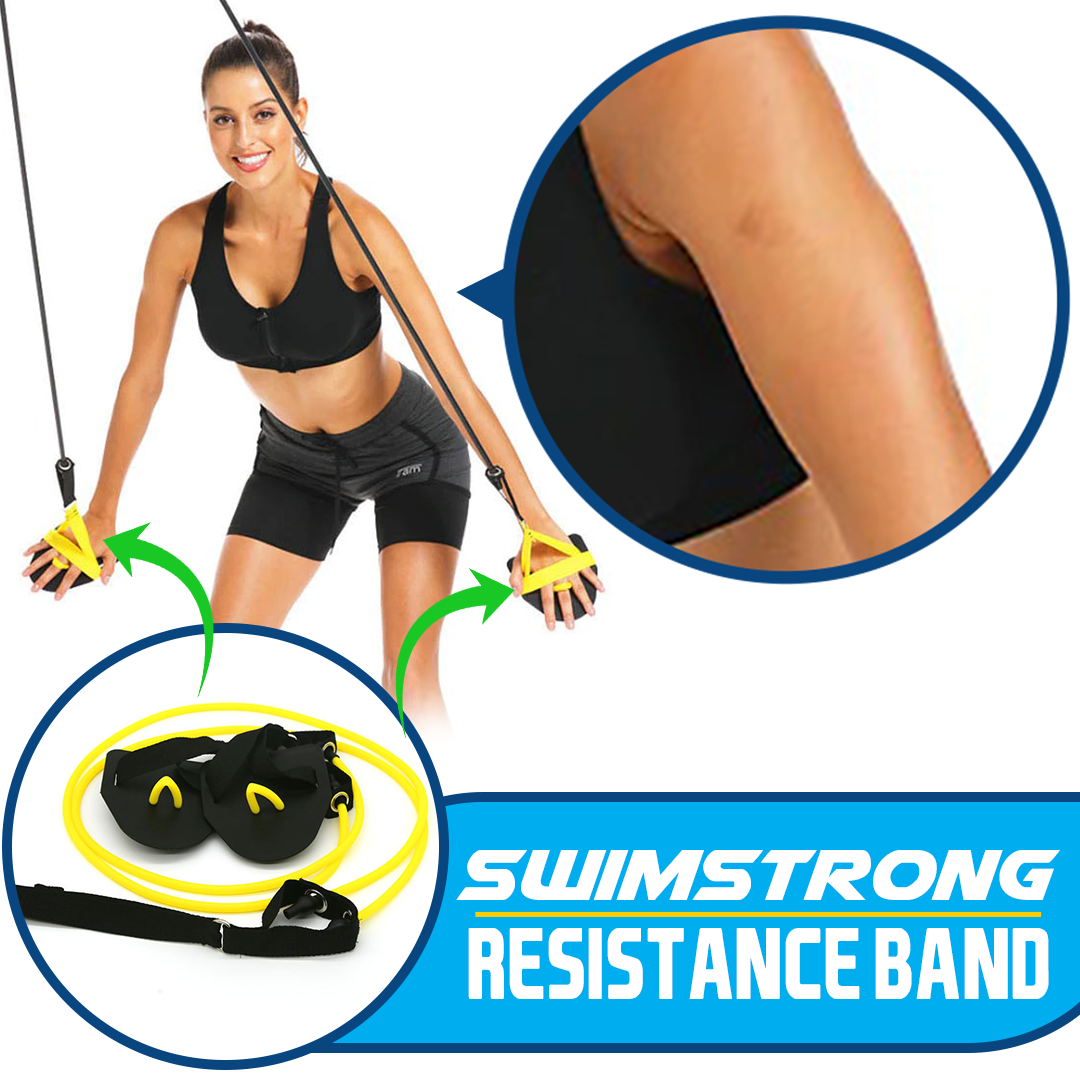 SwimStrong Resistance Band