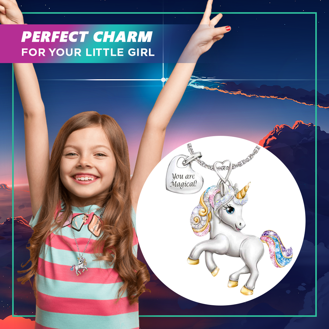 Unicorn Blessing Necklace