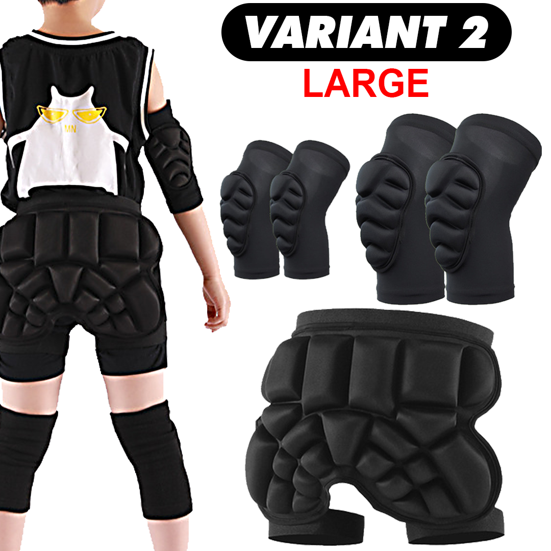 Protect+ Kids Hip Padded Shorts