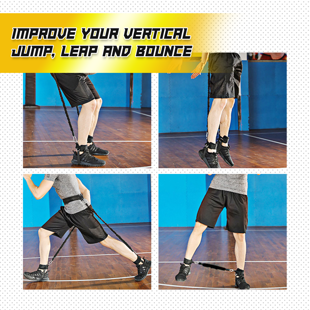 Vertical Jump Trainer Resistance Band