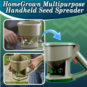 HomeGrown Multipurpose Handheld Seed Spreader