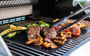 GrillerMat™ Non-Stick Copper Grill Mats