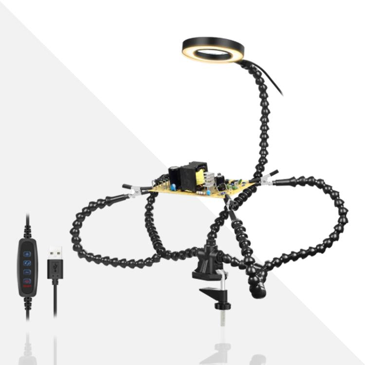 Table Clamp Soldering Station