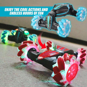 Drift N' Climb RC Stunt Car