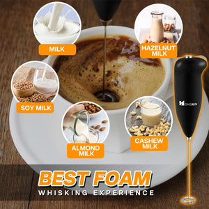FoamMaker Electric Milk Frother