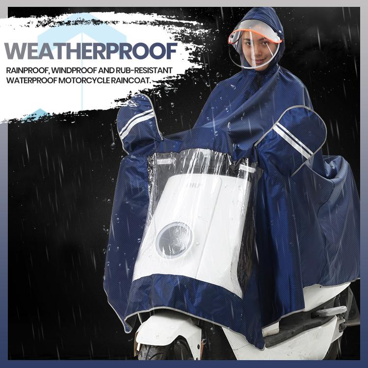 Waterproof Motorcycle Raincoat