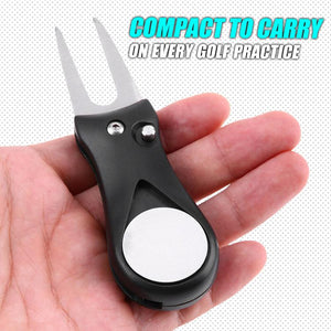 GolfFix Switchable Golf Divot Repair Tool
