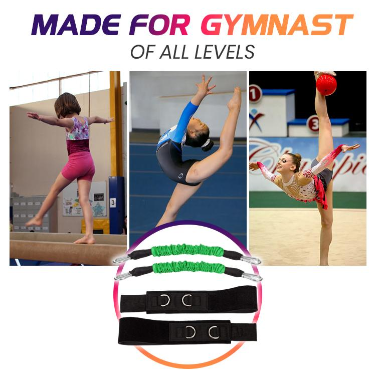 JTHT Gymnastics Training Conditioning Resistance Bands