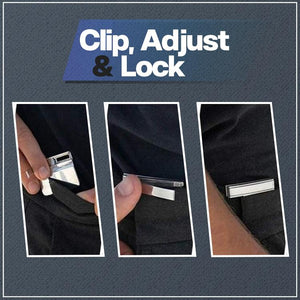 Invisible Buckle Belt for All Sizes