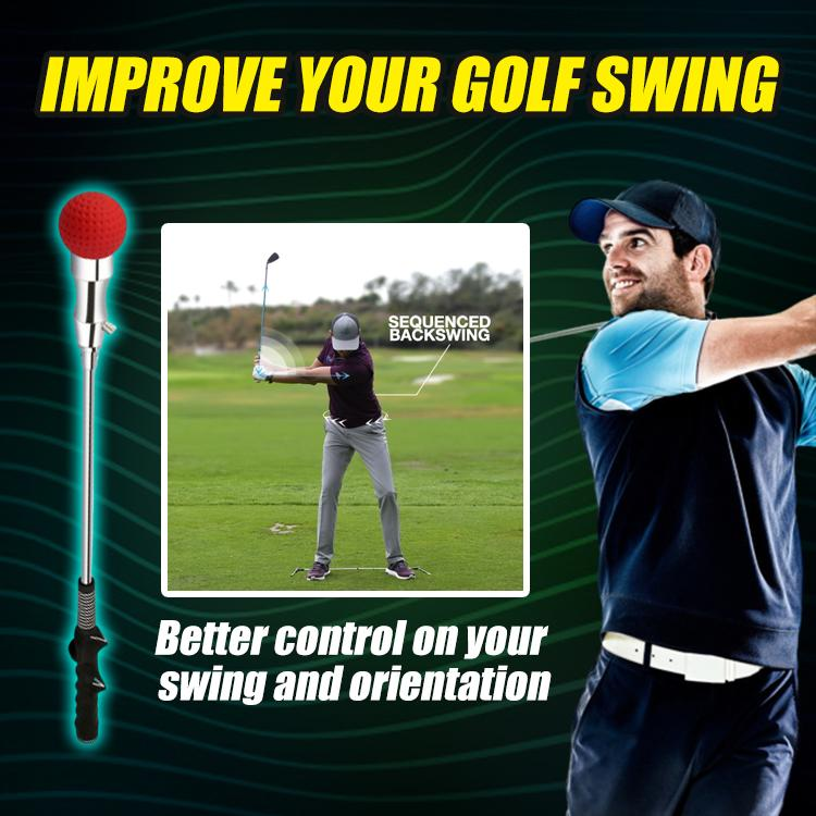 HitFlex Golf Swing Grip Training Aid