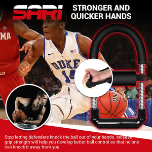 SARI Portable Wrist Basketball Training Aid