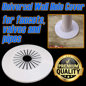 Universal Wall Hole Cover
