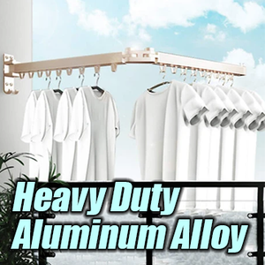 Multi-Function Expandable Heavy Duty Drying Rack