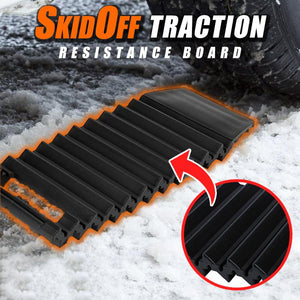 SkidOff Traction Resistance Board