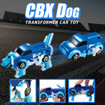 CBX Dog Transformer Car Toy