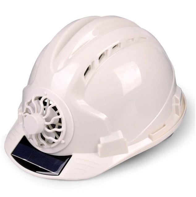 Ventilated Solar Safety Hat