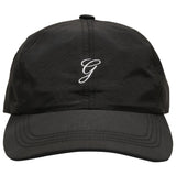 Grand Nylon G Script Hat Black