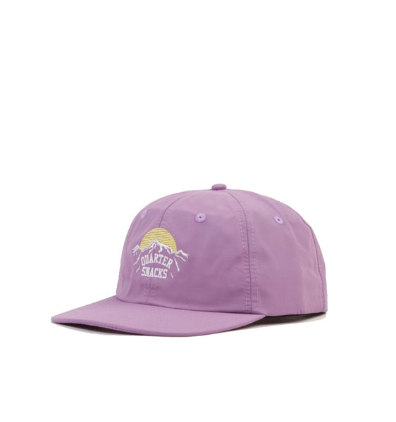 Quartersnacks Mountain Cap - Lavender