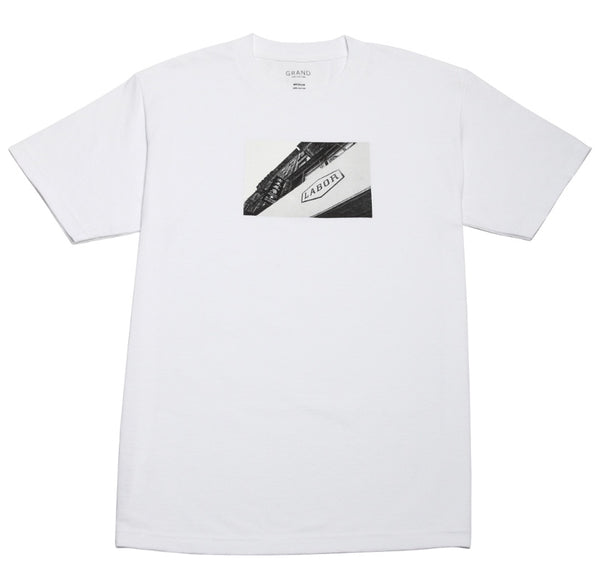 Grand Collection Tee Grand x Labor - White