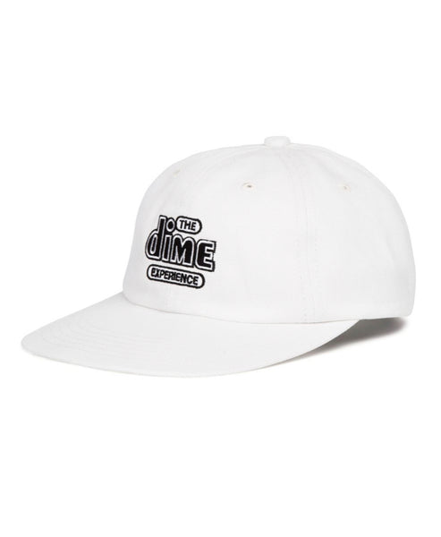 Dime The Dime Experience Cap - White