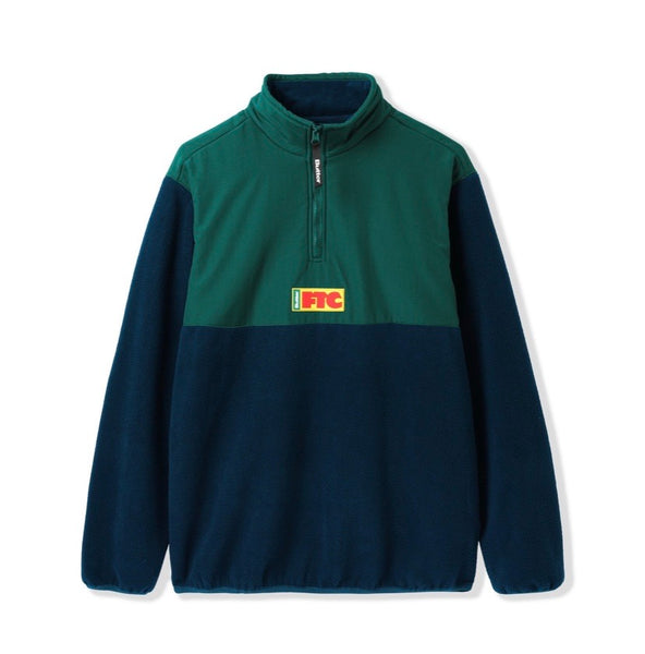 Butter x FTC Flag 1/4 Zip Over Fleece