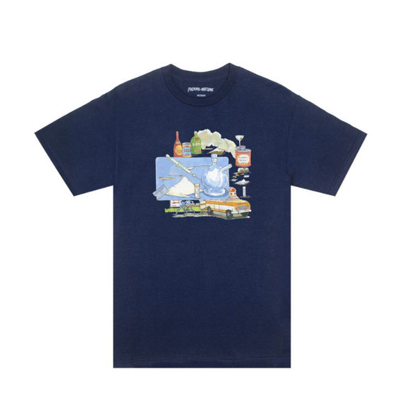FA Ambulance Tee - Navy