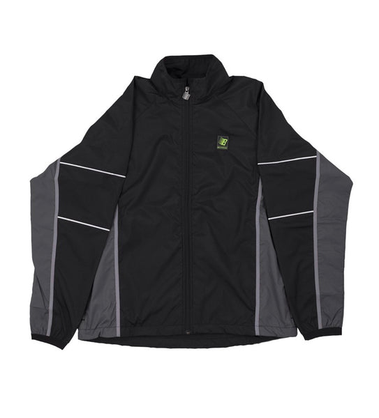 Bronze 56K High Performance Windbreaker Black