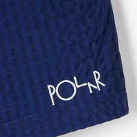 Polar Swim Shorts - Blue & Berry